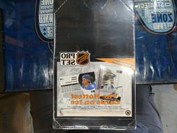 """1991 NHL Pro Set """"The Hottest Cards On Ice"""" Factory Sealed 3"""