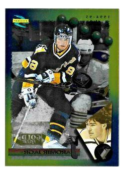 1994-95 Jaromir Jagr Score Gold Line Insert - Pittsburgh Pen