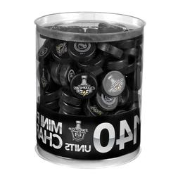 2017 NHL Stanley Cup Champions Pittsburgh Penguins Mini Puck