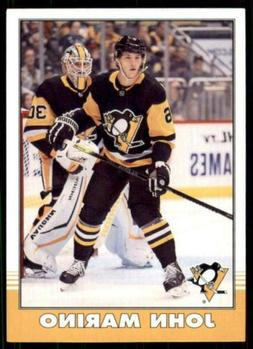 2020-21 UD O-Pee-Chee Retro #386 John Marino - Pittsburgh Pe