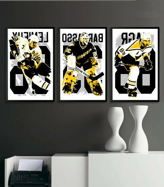 pittsburgh penguins art print poster fan pack