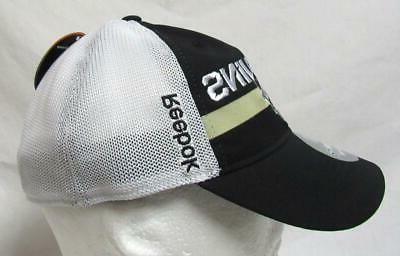 Reebok Penguins Size L/XL Baseball Hat E1