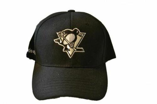 pittsburgh penguins nhl baseball cap
