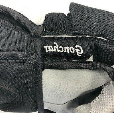 Pro Sergei Gonchar hockey gloves Penguins MIC HGST