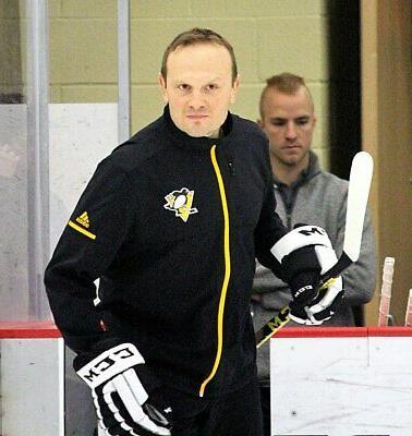 Pro Sergei hockey gloves Pittsburgh Penguins 4roll
