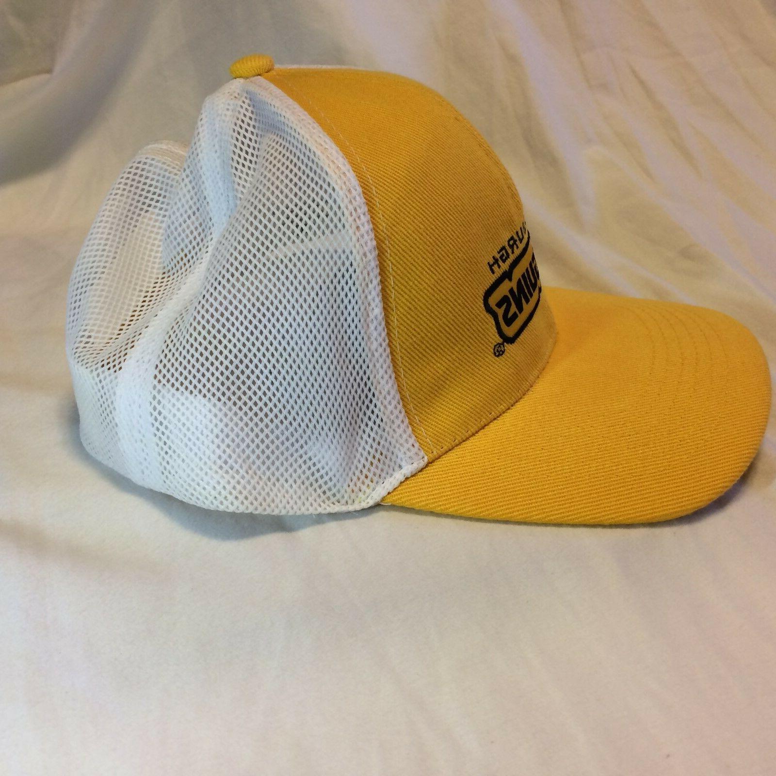 Vintage Pittsburgh Penguins Hat Strapback Baseball Hockey NEW