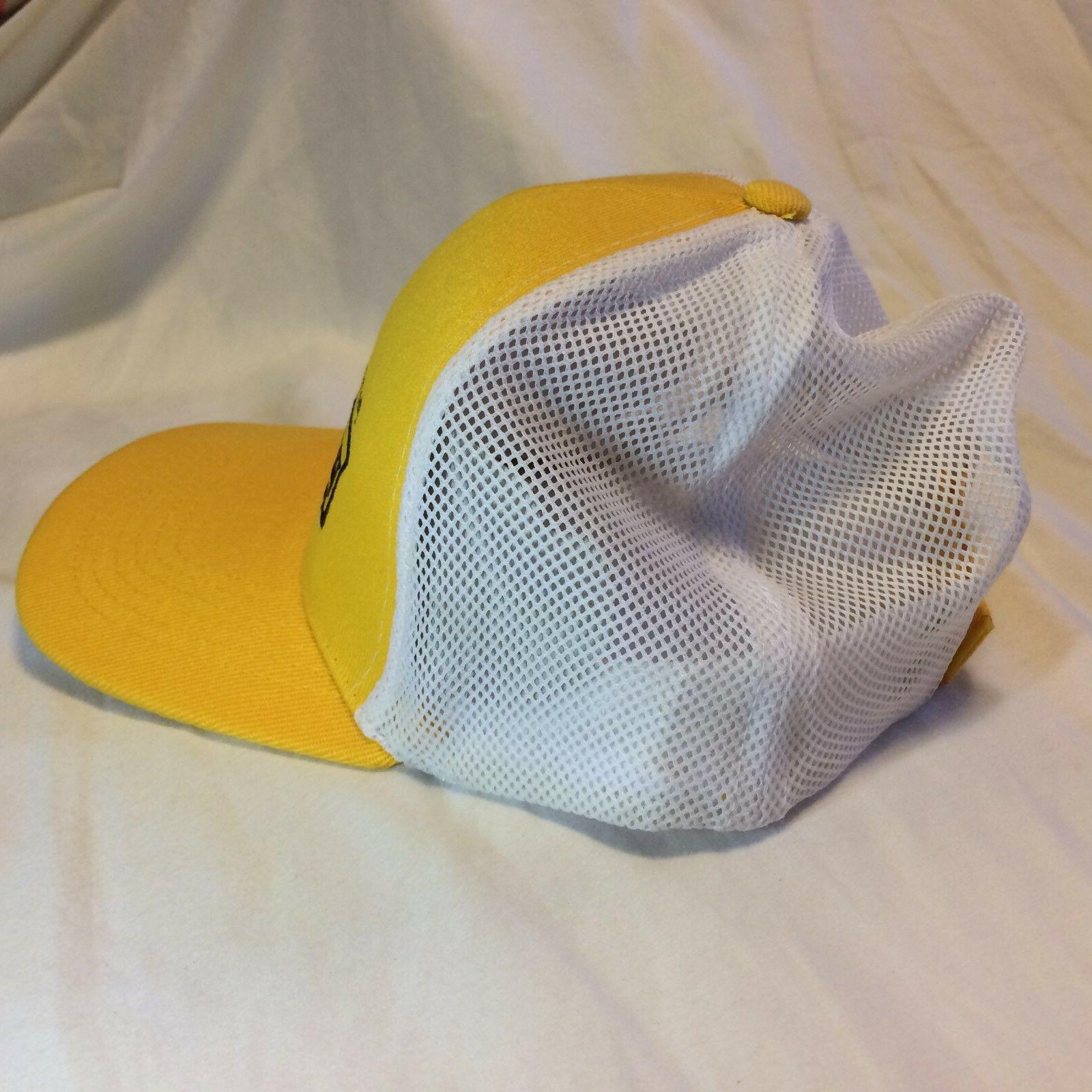 Vintage Penguins Hat Strapback Hockey