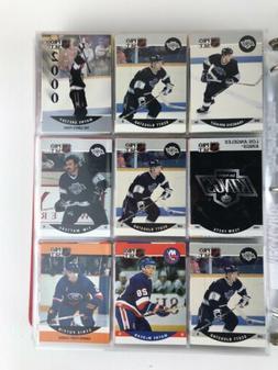 Lot 1990 91 Pro Set Hockey Cards W 2000 points Wayne Gretzky