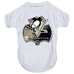 NEW PITTSBURGH PENGUINS DOG PET PERFORMANCE T-SHIRT TEE ALL