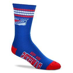 For Bare Feet New York Rangers 4-Stripe Deuce Team Color Per