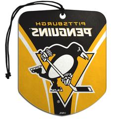 Team ProMark NHL Pittsburgh Penguins 2-Pack Air Freshener 2-