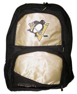 NHL Pittsburgh Penguins High End Backpack, Black