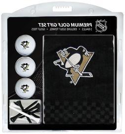 NHL Pittsburgh Penguins Embroidered Towel Gift Set