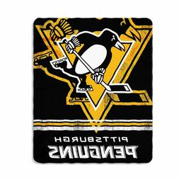 """NHL Pittsburgh Penguins NHL fade Away 50"""" by 60"""" Printed fle"""