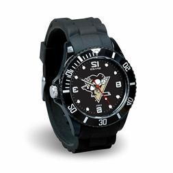 Rico Industries NHL Pittsburgh Penguins Spirit Watch