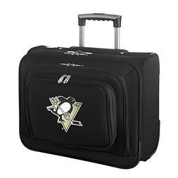 NHL Pittsburgh Penguins Wheeled Laptop Overnighter