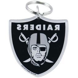 Oakland Raiders Acrylic Keychain