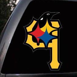 Pittsburgh Fan Sport Mushup Penguins Steelers Pirates Vinyl