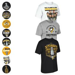 Pittsburgh Penguins Reebok 2016 & 2017 Stanley Cup Various G