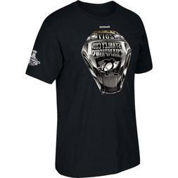 PITTSBURGH PENGUINS 2017 Stanley Cup Champs Reebok Ring T-Sh