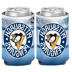 Pittsburgh Penguins 3rd Jersey Logo Can Cooler 12 oz. NHL Ko