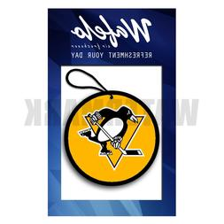 Pittsburgh Penguins Wafelo Air Freshener Hanging Car and Hom