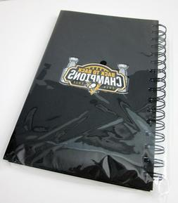 PITTSBURGH PENGUINS Back to Back Champions JOURNAL NOTEBOOK
