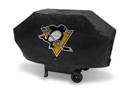 Pittsburgh Penguins BBQ Grill Cover Deluxe