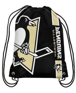 Forever Collectibles Pittsburgh Penguins Big Logo Drawstring