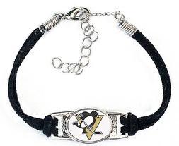 Pittsburgh Penguins Charm Bracelet