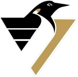 Pittsburgh Penguins Decal ~ Car / Truck Vinyl Sticker - Wall
