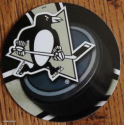 Pittsburgh Penguins Die-Cut Magnet Sports Waterproof NHL Ind