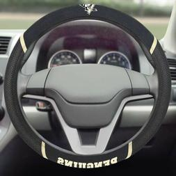 Pittsburgh Penguins FM Premium Embroidered Auto Steering Whe