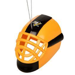 Pittsburgh Penguins Goalie Mask Hockey Helmet Plastic Christ