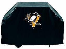 Pittsburgh Penguins HBS Black Outdoor Heavy Breathable Vinyl