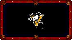 Pittsburgh Penguins Holland Bar Stool Co. Black Billiard Poo
