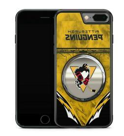 Pittsburgh Penguins Logo Case iPhone XR X XS Max 7 Plus Case