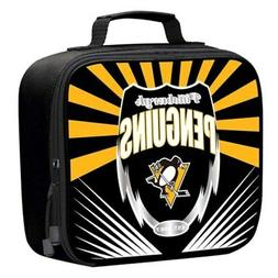 Pittsburgh Penguins Lunch Box Soft Sided