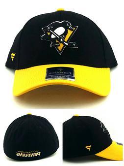 Pittsburgh Penguins New Fanatics Black Adidas Gold Era Stret