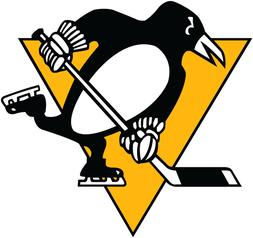 Pittsburgh Penguins NHL Color Die-Cut Decal / Sticker *Free