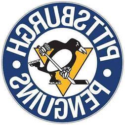 Pittsburgh Penguins NHL Hockey Bumper Locker Notebook Sticke