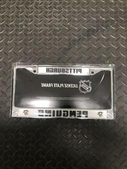 PITTSBURGH PENGUINS NHL LICENSE PLATE AUTO TAG COVER GREAT G