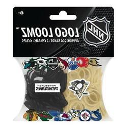 Pittsburgh Penguins NHL Logo Loomz Pack