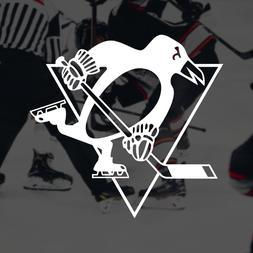 Pittsburgh Penguins NHL Logo / Vinyl Decal Sticker