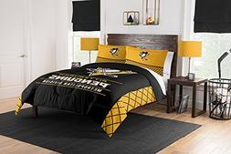 Northwest Enterprises Pittsburgh Penguins - 3 Piece KING SIZ