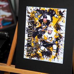 Pittsburgh Penguins - Sidney Crosby #87 - Men Cave - Unique