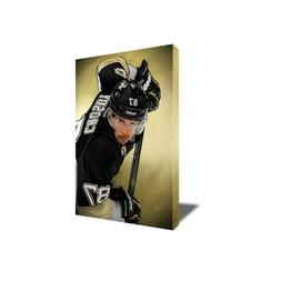 pittsburgh penguins sidney crosby poster photo painting
