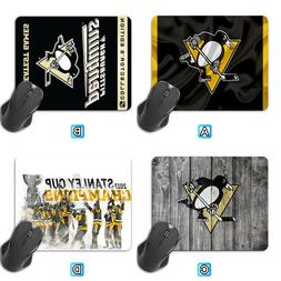 pittsburgh penguins sport computer pc mouse pad