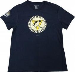 Pittsburgh Penguins Reebok Women's Winter Classic Logo Blue