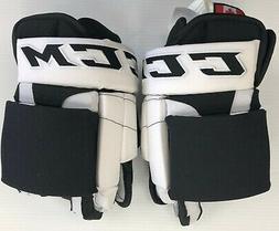 "Pro stock Sergei Gonchar hockey gloves 15"" Pittsburgh Pengui"